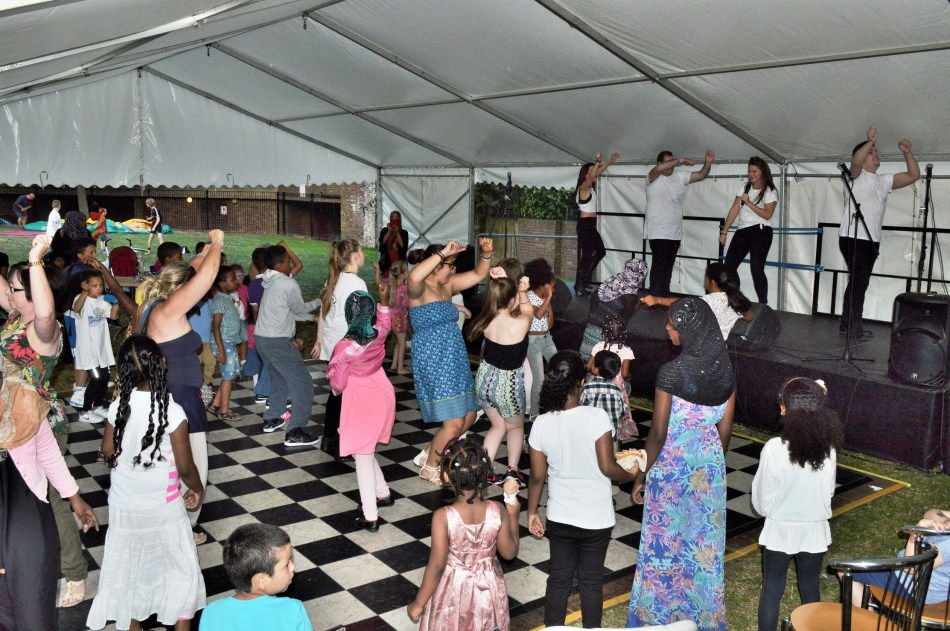 Linc Fete 2015 - The Invincibles Dance 2